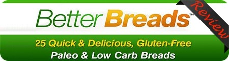 Better Breads by Healing Gourmet Review